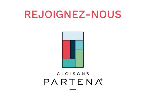 Cloisons Partena recrute un Métreur-Dessinateur (H/F)